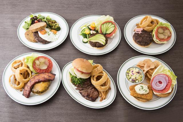 画像2: 「プライムビーフ&フォアグラバーガー 湘南野菜のコールスロー添え」2,600円