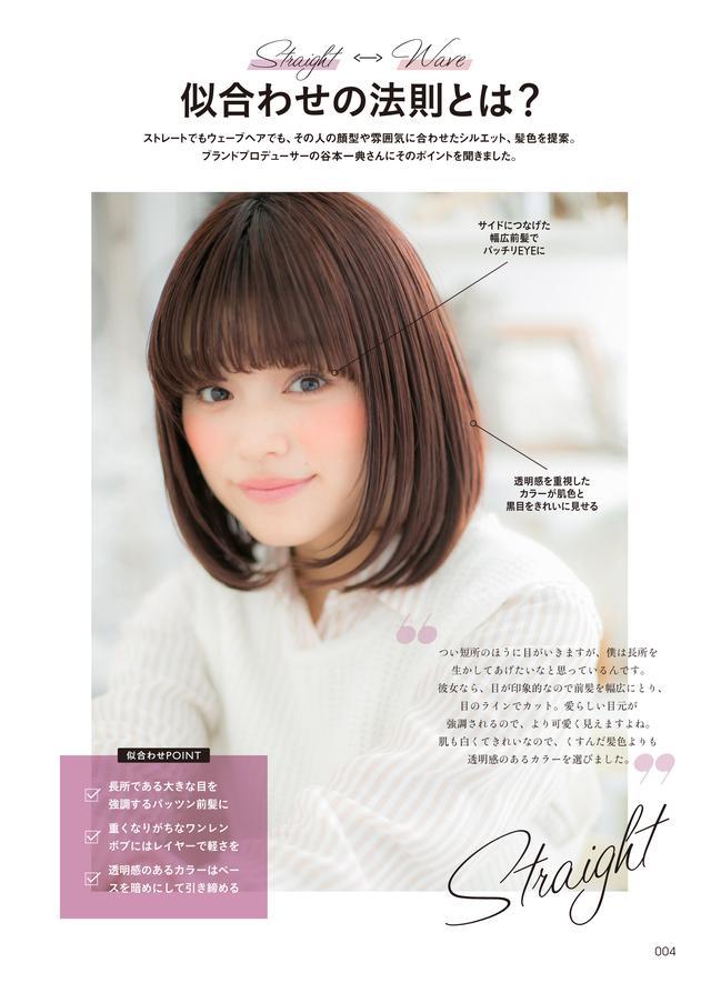 画像2: 埼玉の美容院グループがプロデュースした書籍『美女113人の髪型図鑑』