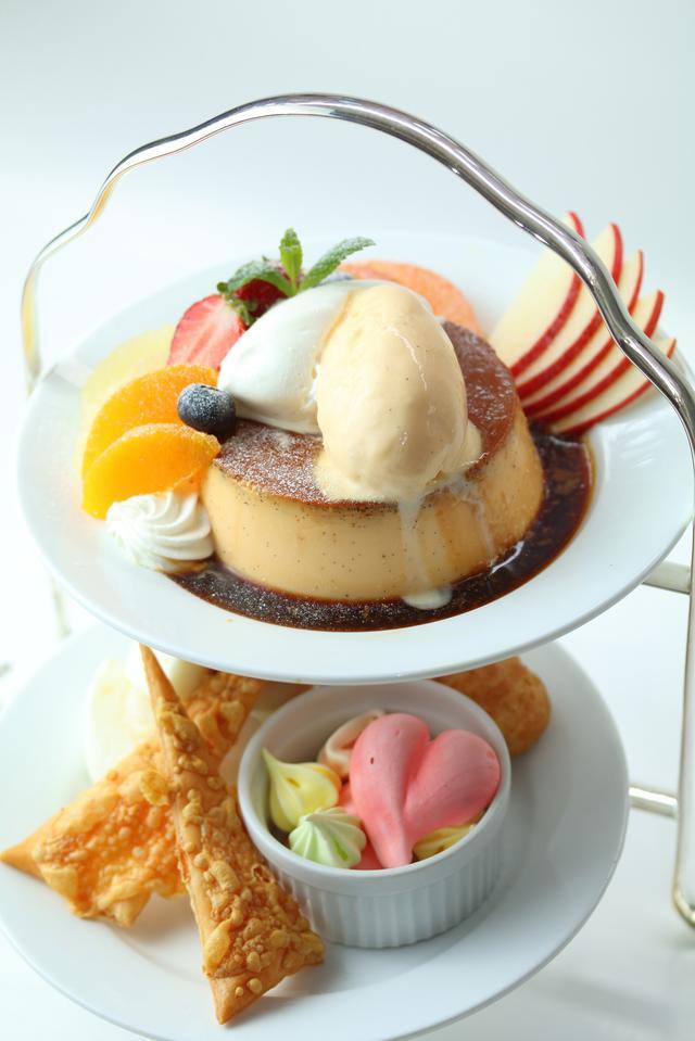 画像1: プリンアラモード ~午後の宴~ ¥1,200(税抜)