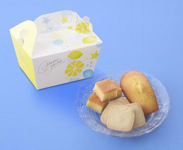 画像: 夏季限定の新作焼菓子ギフト「ガトー エスティバル」