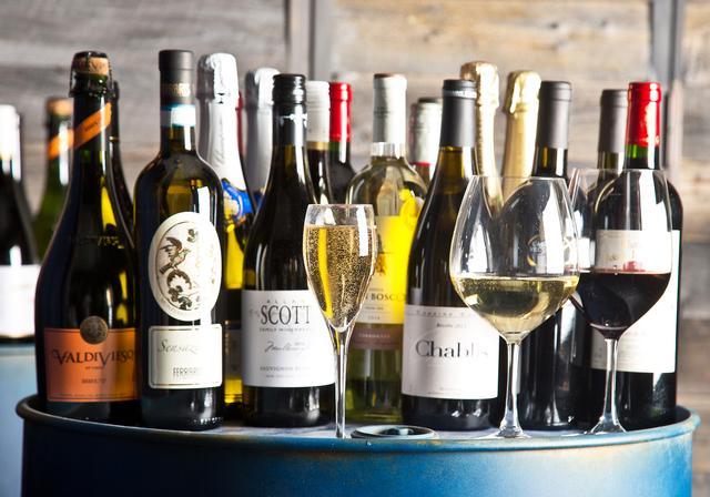 画像: 好きなワインを好きなだけ飲める幸せ