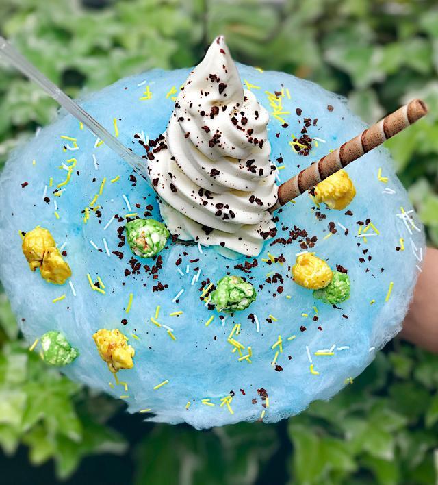 画像2: ロンドンで大流行のコットンキャンディーアイスが日本上陸!