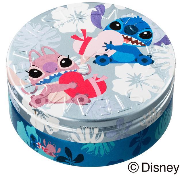 画像2: 全身用保湿クリーム「スチームクリーム」ディズニーデザイン缶に、愛が止まらない永遠のカップル2組が登場!