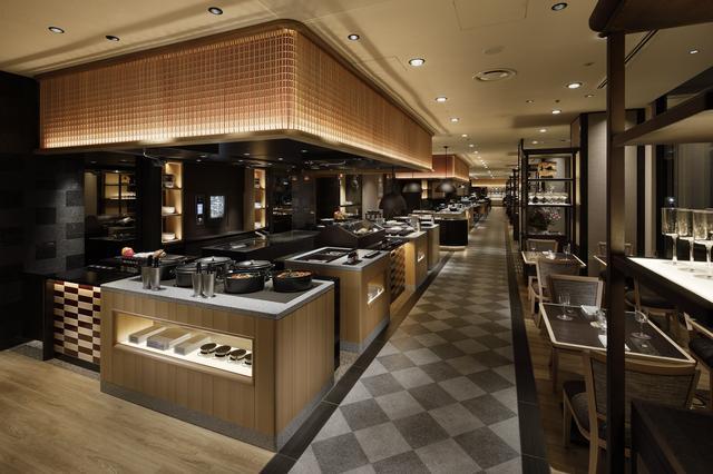 画像7: 華やかでフォトジェニックな料理が並ぶ新感覚のブッフェ 「Buffet&Cafe SLOPE SIDE DINER ZAKURO」
