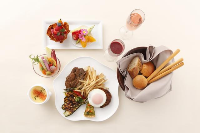 画像6: 華やかでフォトジェニックな料理が並ぶ新感覚のブッフェ 「Buffet&Cafe SLOPE SIDE DINER ZAKURO」