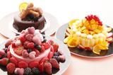 画像5: 華やかでフォトジェニックな料理が並ぶ新感覚のブッフェ 「Buffet&Cafe SLOPE SIDE DINER ZAKURO」