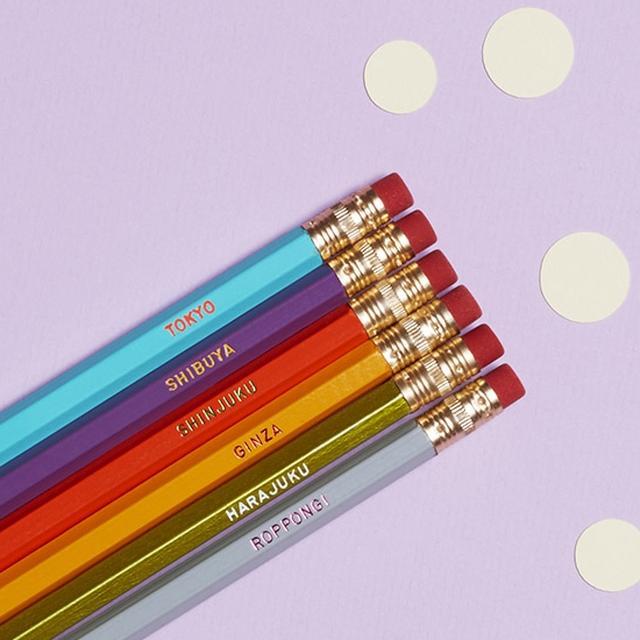 画像4: 世界中の鉛筆がずらりと大集合!『PENCIL BAR』