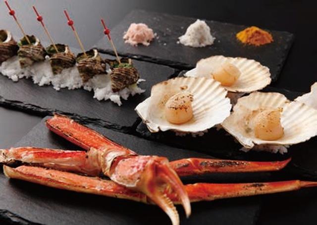 画像2: 華やかでフォトジェニックな料理が並ぶ新感覚のブッフェ 「Buffet&Cafe SLOPE SIDE DINER ZAKURO」