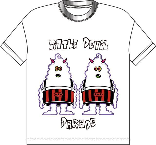 画像3: LiSA×SPINNSコラボアイテム・キャラクタービッグTシャツVV限定カラー price:3,599円(税別)