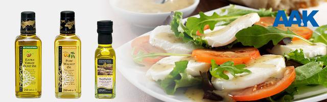 画像: 食用油のインターナショナルオイルコレクション|取り扱いブランド紹介|株式会社鈴商
