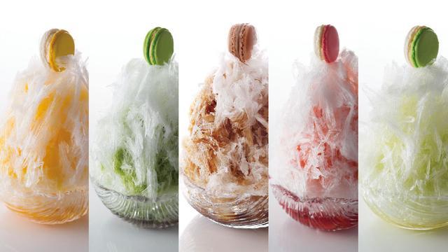 画像1: 「ふわっふわ」で「キーンとこない」究極のかき氷!