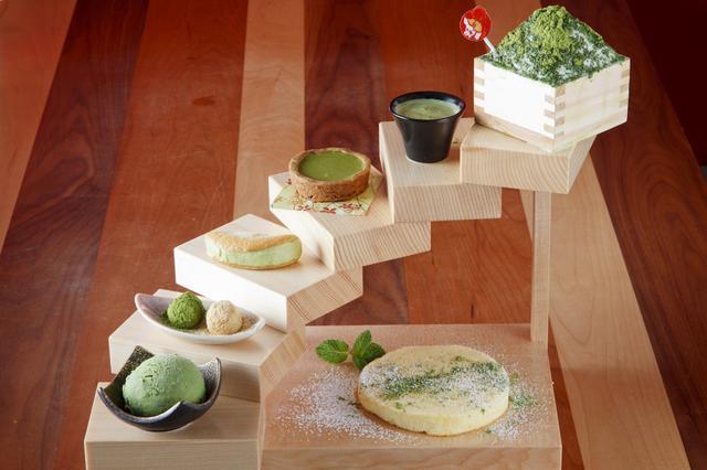 画像2: 最上級抹茶×自家製手作り×エンターテインメントの融合!