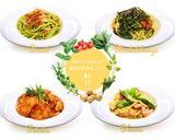 画像: 2ヶ月ごとに変わるフードメニューで季節の味をお楽しみください!