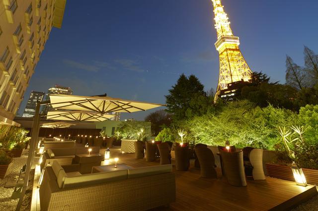 """画像3: """"ゆめかわ""""な世界が広がる、インスタ映えプールの大本命!CanCam × Tokyo Prince Hotel Night Pool"""