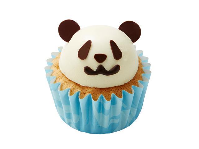 画像: 上野のお土産に!かわいいパンダのカップケーキが登場!