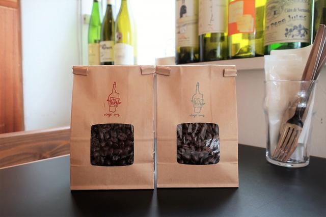 画像: ワインのリッチ感を珈琲のブレンドで表現!