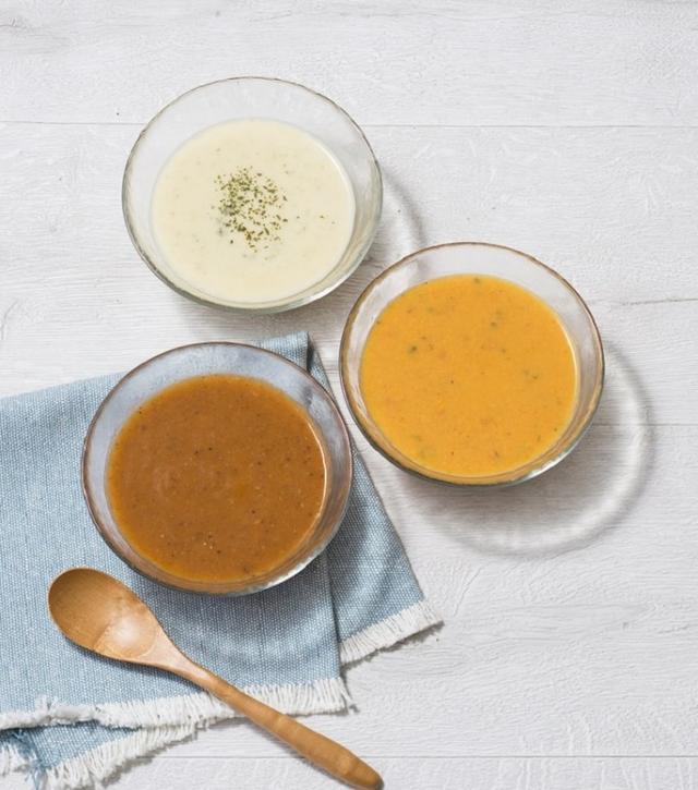 画像: ひんやり美味しい、夏限定の冷たいスープ3種類が週替わりで登場!