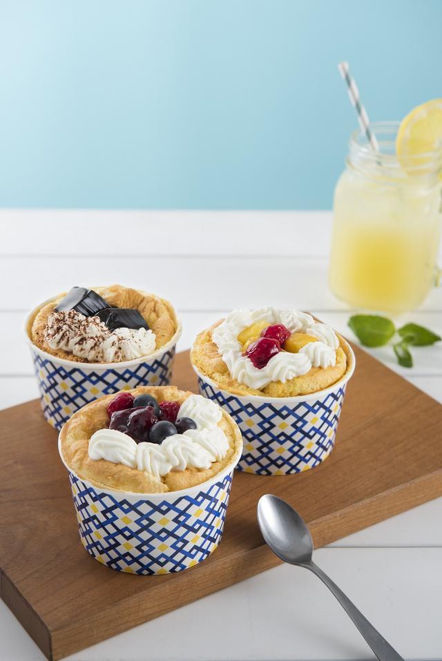 画像: 夏にぴったり!フルーツやゼリーを使用したさわやかな味わいのアイテムが新登場