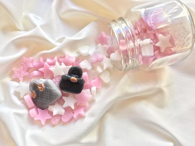 画像2: 大人の女性へ贈りたい新商品「アイコンコンペイトウキャンドル」
