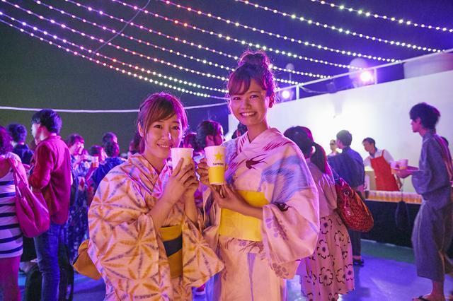画像2: 今年も『東京湾納涼船』ならではの企画が満載!