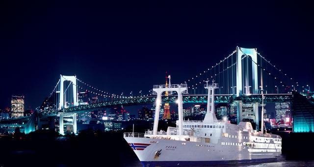画像2: 東京湾をクルージングしながら、贅沢な夜景とダンスを楽しもう!