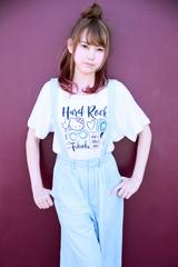 画像2: 「ハードロックカフェ」×「ハローキティ」のコラボTシャツ