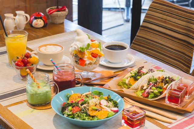 画像: 朝パフェ&パワーサラダで元気で美味しい休日の朝食を