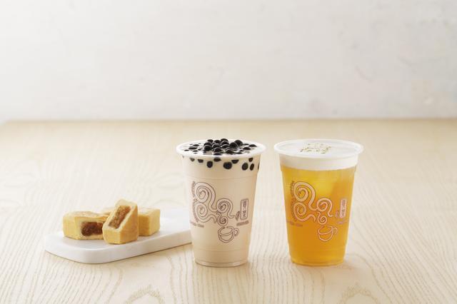 画像2: 本場台湾の味が楽しめる!ブラック ミルクティー+ パール(タピオカ ミルクティー)