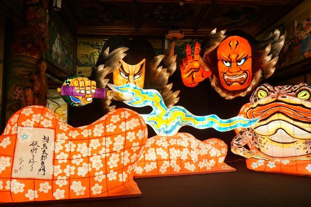 画像: ①日本全国の四季を彩る祭りが大集合!