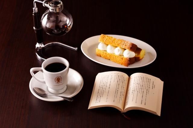 画像1: 「本と珈琲 梟書茶房」が池袋にオープン!