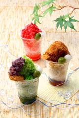 画像1: 夏の和かき氷3種をソラマチ店限定で7月1日から販売開始!