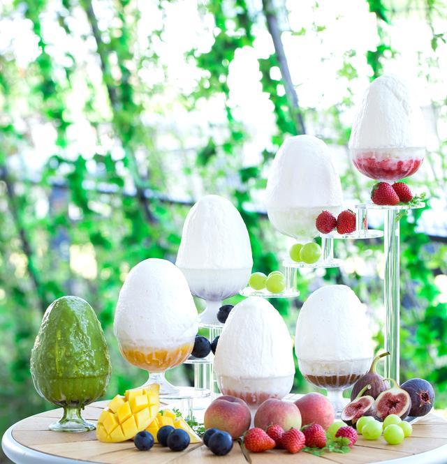 画像1: この夏に必ず食べたい!絶品かき氷も楽しんで!