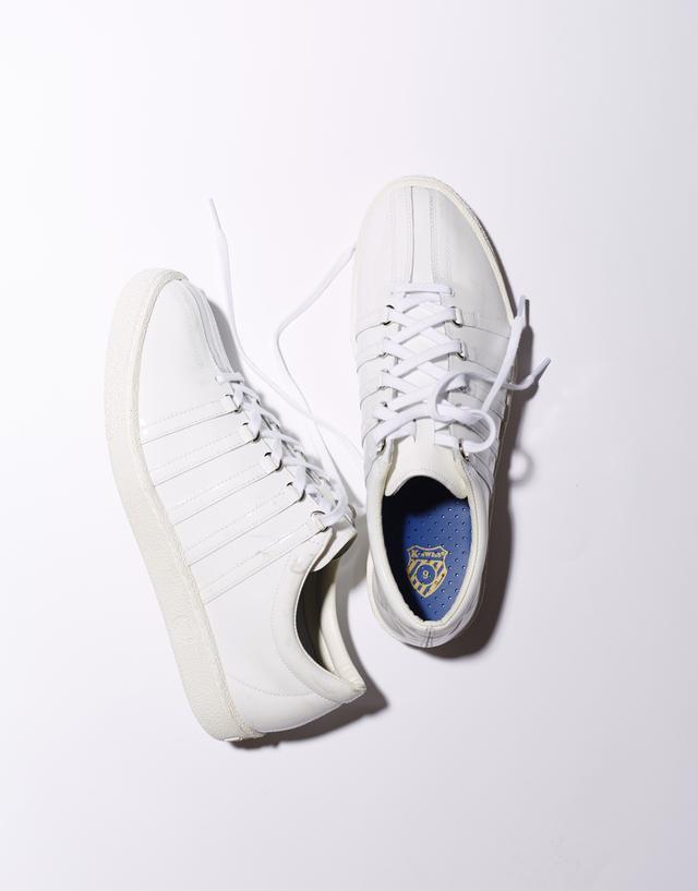 画像: Classic 66 JPN ENA Leather[White] www.k-swiss.jp