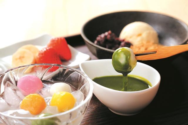 画像3: 白玉スイーツ専門店 「シロマルカフェ」がオープン!