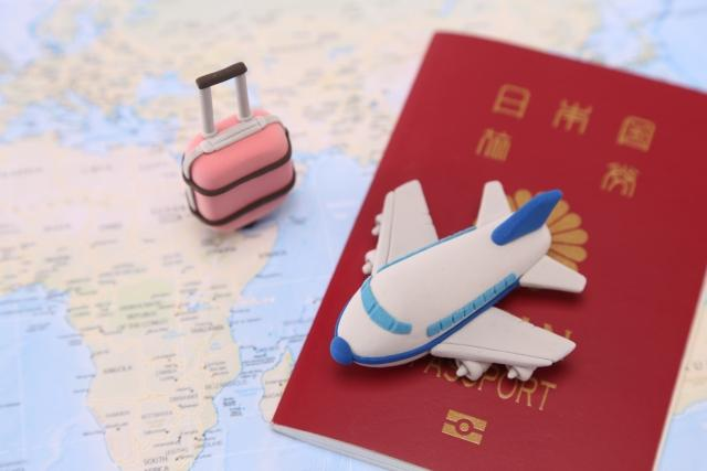 画像: 海外旅行も安心ですね