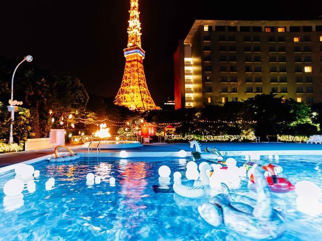 画像: 【公式】「CanCam×Tokyo Prince Hotel Night Pool」2017