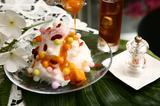 画像1: フォトジェニック涼スイーツ「三度マンゴーを楽しむかき氷」