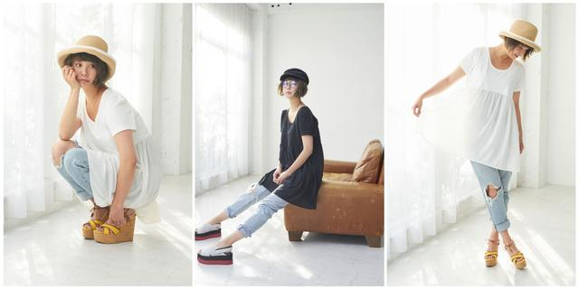 画像5: モデル田中美保さんが監修するアパレルブランド『Fluffym』が期間限定でポップアップストアをオープン!