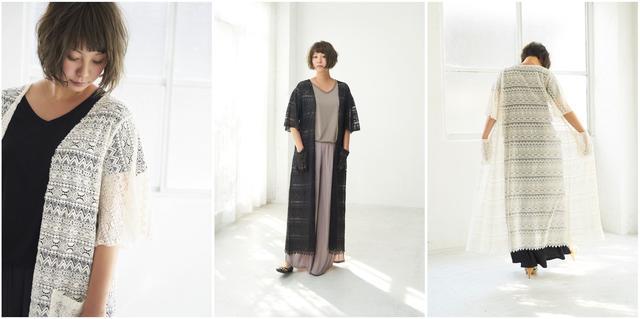 画像4: モデル田中美保さんが監修するアパレルブランド『Fluffym』が期間限定でポップアップストアをオープン!