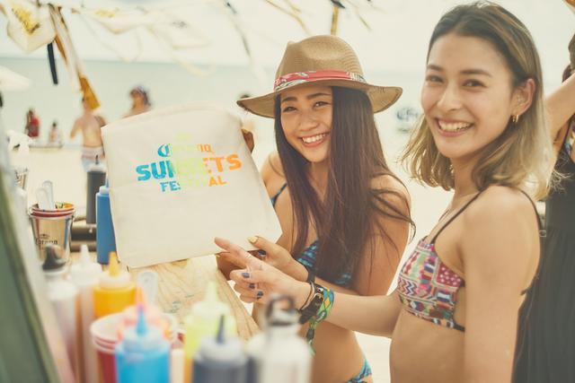 画像3: 灼熱の美らSUNビーチで15,000人が音楽に酔いしれる…