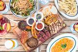 画像: 「肉カフェ×ビアガーデン」で一味違った夏をお楽しみいただけます。