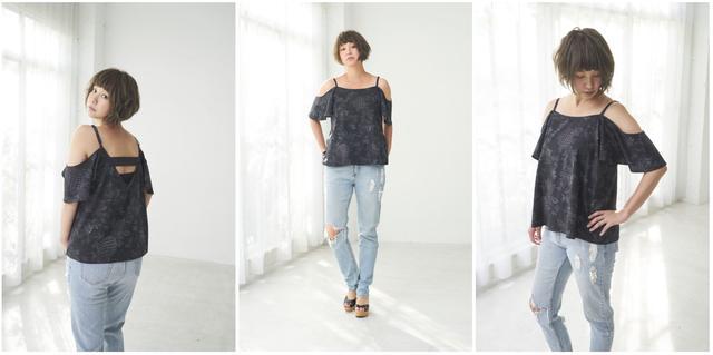 画像3: モデル田中美保さんが監修するアパレルブランド『Fluffym』が期間限定でポップアップストアをオープン!