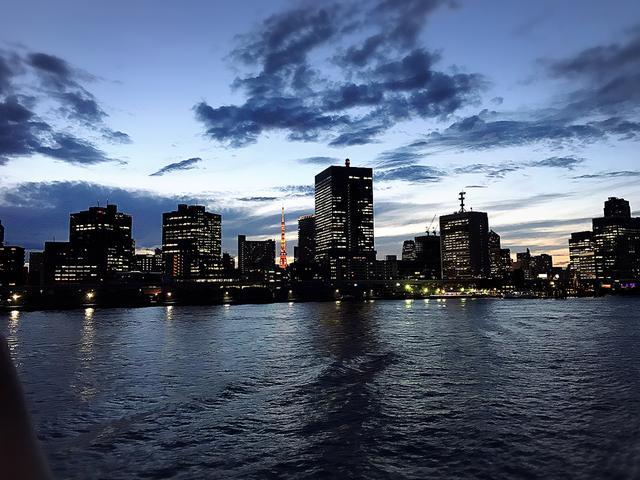 画像: 夜景も素敵❤️