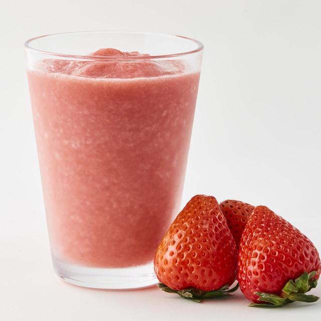 画像: 果実のつぶつぶ感を残して甘酸っぱく仕上げた「ストロベリーピンク」