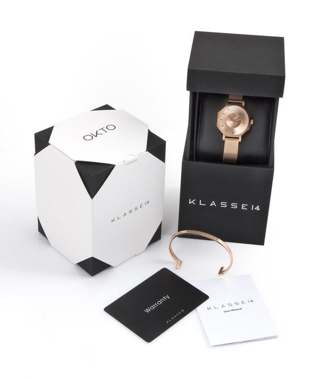画像2: イタリア発、人気腕時計ブランド「KLASSE14」の新作が先行発売決定!
