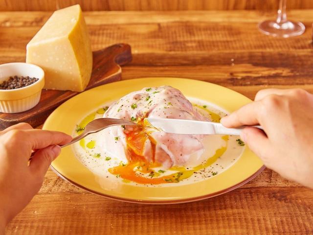 画像1: チーズドーム