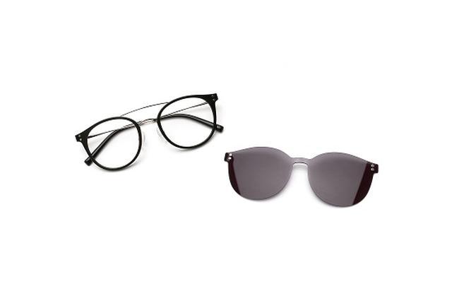 画像3: メガネが一瞬でサングラスになる?!