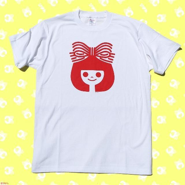 画像2: △りぼんちゃんTシャツ 2,800円 見てるだけで「きゅんっ」としちゃう、懐かしさがTシャツに!とってもガーリー!! vvstore.jp