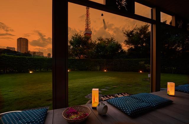 画像2: 日本ならではの夏の夕涼みを都心で体験!「SUZUMUSHI CAFÉ」がオープン