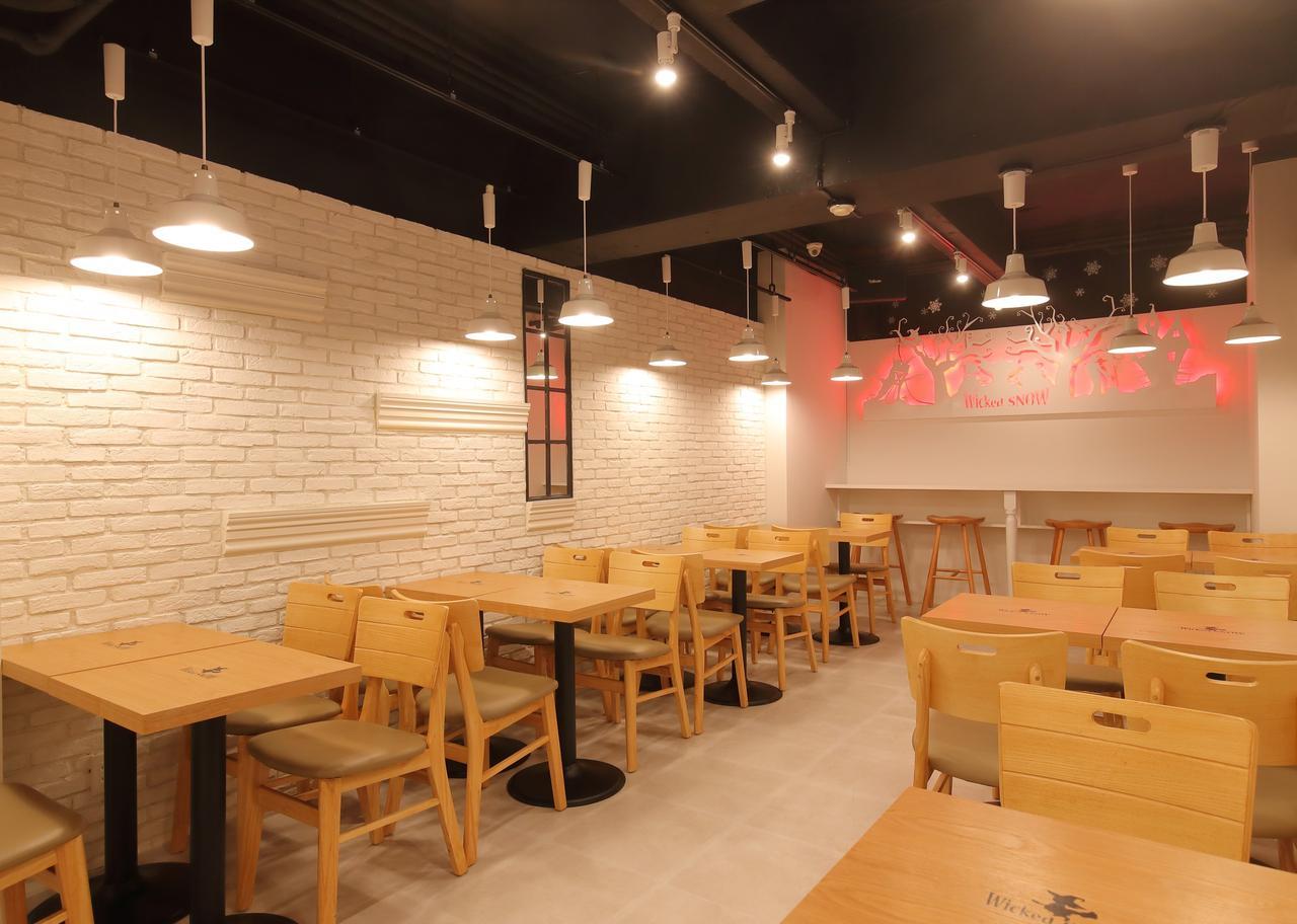 画像4: 韓国発かき氷カフェ「WickedSnow」がテイクアウト可能に!